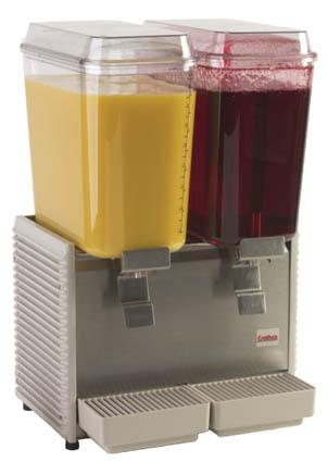 Juice Dispenser-Double bowl
