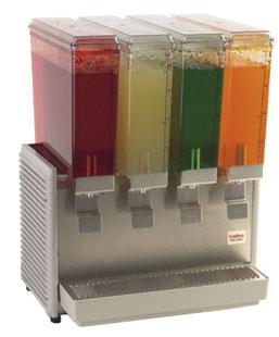 Juice Dispenser- 4 bowl
