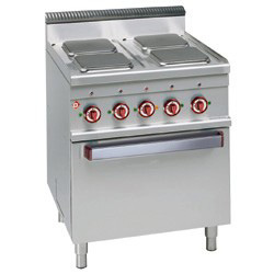 Electric Cooker with electric oven