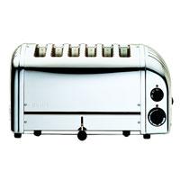 6 Slot Classic Toaster