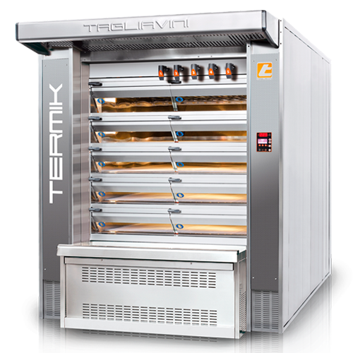 Combustion Oven-Termik