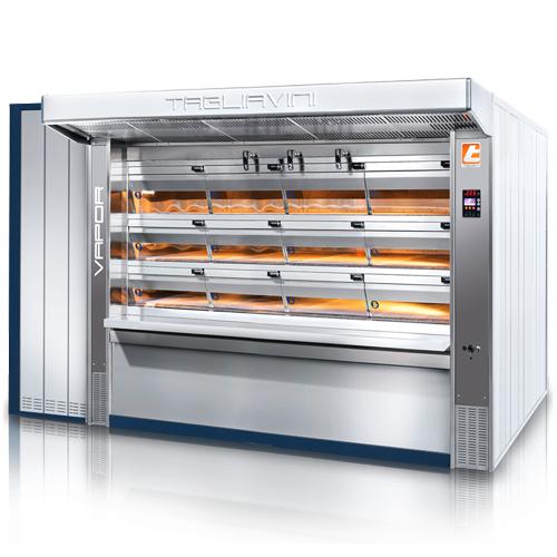 Combustion Oven-Vapor