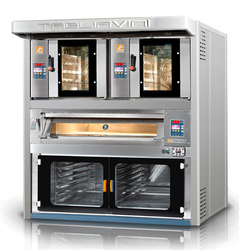Combined Oven-Complex