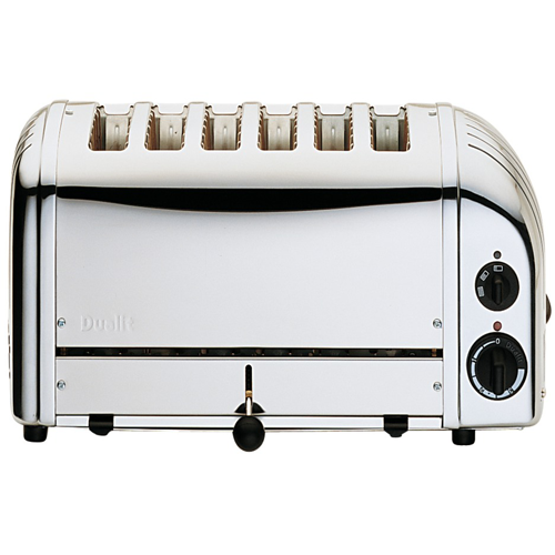 6 Slot Classic Toaster