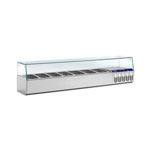 Refrigerated Pizza Counter-SX160G/PM