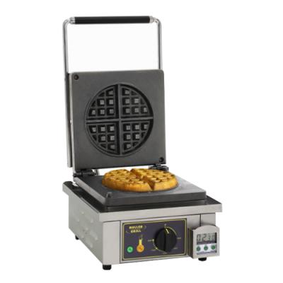 Single Round Waffle Iron