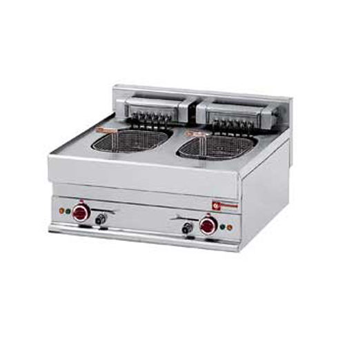 Electric Fryer 2 Basins -E65/F20-7T