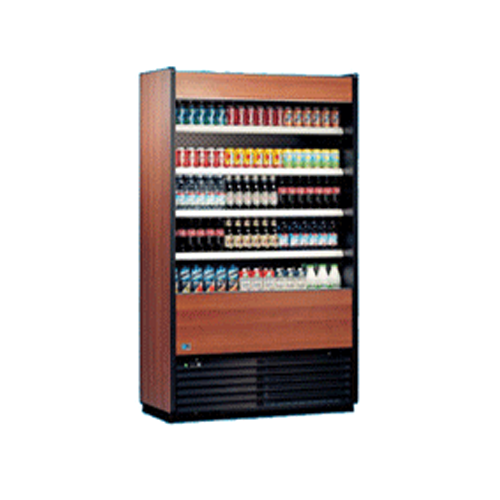 Refrigerated Display - Baby 120 Wood