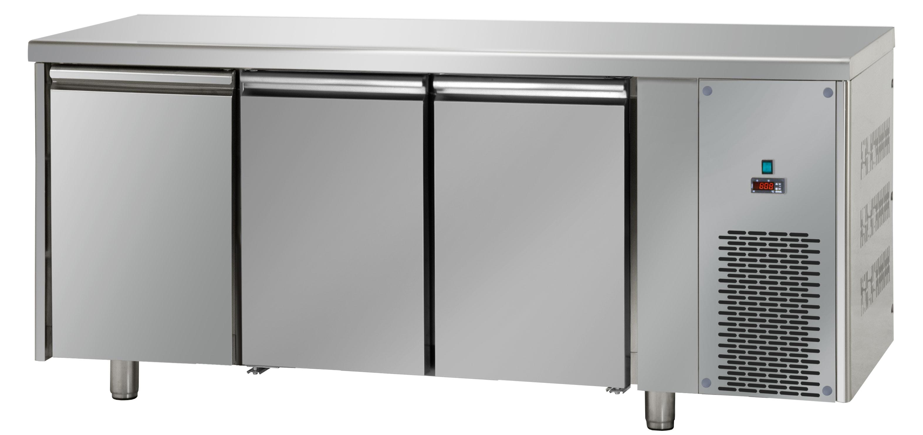 3 Door Under-counter Freezer