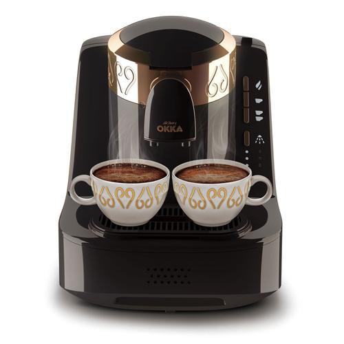 Turkish Coffee Maker Black Automatic