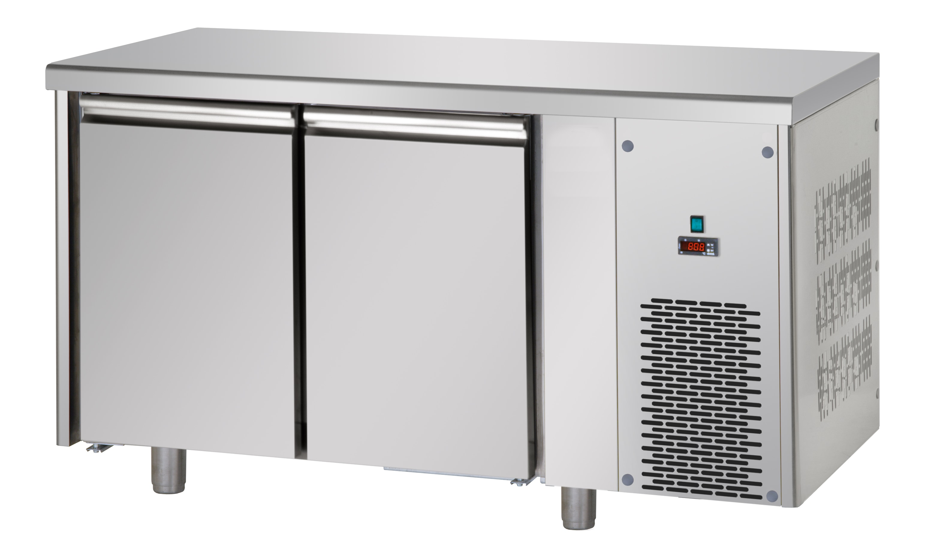 2 Door Under-counter Freezer