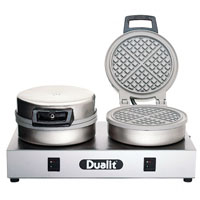 Waffle Iron and Contact Toaster