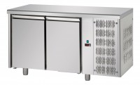 2 Door Under-counter Chiller